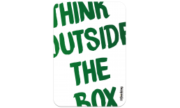 THINK OUTSIDE THE BOX 142 x 204 3009DH_outofBox_A5142x204.png